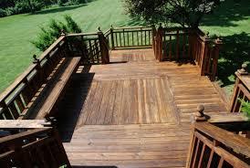 Wood Patio Deck Designs Exteriors Contemporary Backyard Patio Deck Design Ideas With