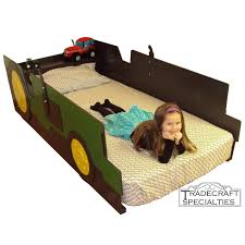John Deere Home Decor Creative Ideas Tractor Bed Frame John Deere Twin Bed Frame Genwitch