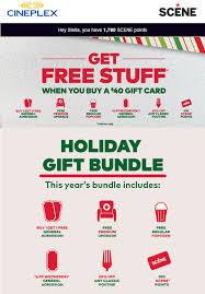 cineplex online buy 40 cineplex gift card get 40 coupons bundles life416 english