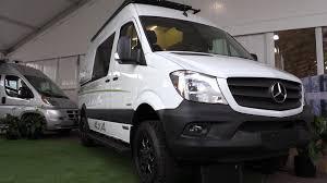 winnebago u0027s 4 4 concept adventure vehicle