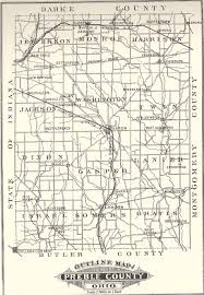 Coshocton Ohio Map by Preblemap Jpg