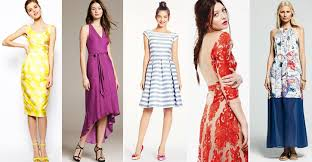 dresses to wear to a wedding what to wear to a summer wedding maxi dresses floral print and more