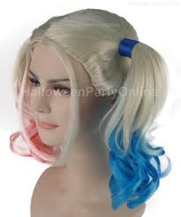 halloween party online us in stock halloween party online harley quinn wig blonde