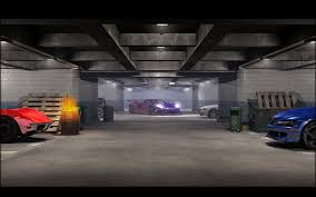 cool garage wallpaper 1920x1200 16548