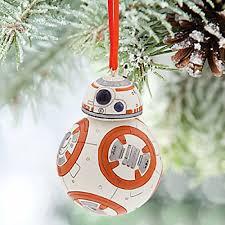 cool wars tree ornaments