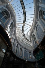Arcaid Images Stock Photography Architecture by Free Stock Photo 7592 Curving Glass Roof Of The Morgan Arcade