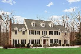 looking luxury center hall colonial ridgefield look house plans
