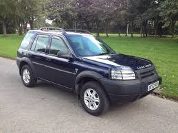 2002 52 landrover freelander 2 0 td4 s diesel 5 doors manual blue