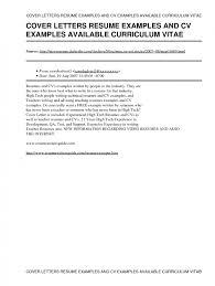 cover letter sample cover letters for cv sample cover letters for cv