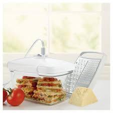 amazon com foodsaver rectangular canister with bonus cheese