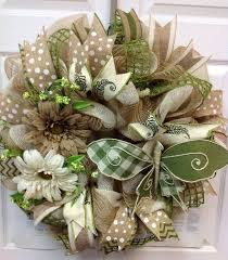 1658 best and summer deco mesh wreaths images on