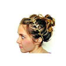 grecian headband gold leaf headband fabric leaf grecian headband by littleblu