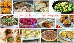 keto thanksgiving recipes peace and low carb