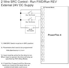drives service u0026 support u003e powerflex 4 u003e wiring diagrams