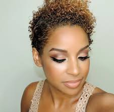 growing hair from pixie style to long style coral cut crease and a curly pixie side part grow out style