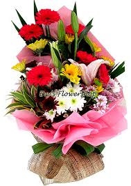 best flower delivery bouquet of mixed flowers 3 evys flower shop free delivery