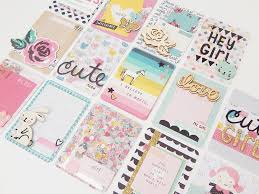 project card set crate paper 14 journalling