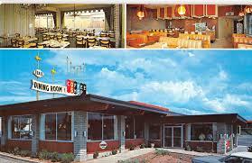 cortez colorado cortez motel coffee shop and dining rm vintage