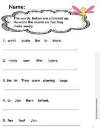 language arts 3rd grade worksheets free worksheets library