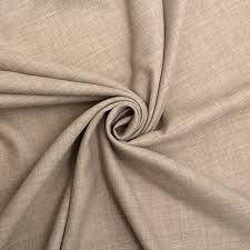 Caravan Upholstery Fabric Suppliers Linen Look Designer Soft Plain Curtain Cushion Sofa Upholstery