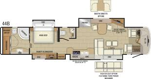 Front Living Room 5th Wheel Floor Plans 2018 Anthem Luxury Class A Mortorhome Entegra Coach