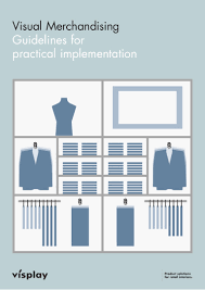 visplay visual merchandising guidelines