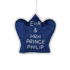 Platinum Wedding Decor Queen Elizabeth Ii U0026 Prince Philip Platinum Anniversary Decoration