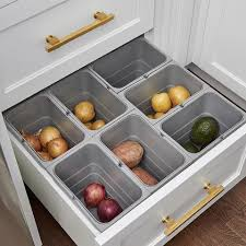 how to organize kitchen cupboards and drawers 16 best kitchen cabinet drawers clever ways to organize