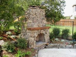 outdoor fireplace plans diy do it your self
