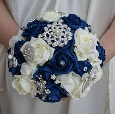 blue wedding bouquets best 25 blue roses wedding ideas on blue big wedding