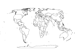 world map image drawing tutorial rendering a world map in actionscript