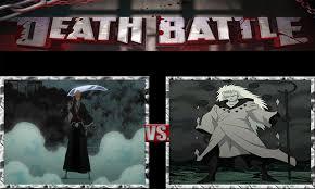 vs madara battle ichigo kurosaki vs madara uchiha by jss2141 on deviantart
