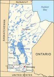 Winnipeg Map Geography Of Manitoba Wikipedia