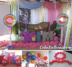 Balloon Decoration For Birthday At Home by Debut 18th Birthday Cebu Balloons And Party Supplies