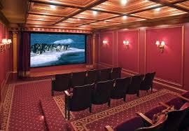 Theatre Room Design - home theatre room decorating ideas awe inspiring cozy d cor online