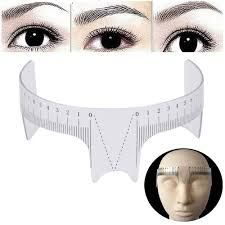 Semi Permanent Tattoo Eyebrows Online Buy Wholesale Eyebrow Tattoo Stencil From China Eyebrow