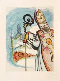 King Richard by Dali King Richard