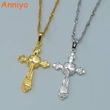 orthodox jewelry anniyo silver gold color orthodox christianity church eternal