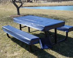 vinyl picnic table and bench covers astounding picnic table and bench cover set images best image