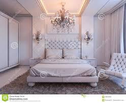 Modern Classic Bedroom Interior - Modern classic bedroom design