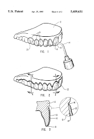 patent us5409631 dental bleaching compositions and methods for
