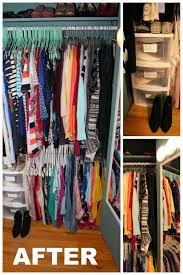 organizing the world u0027s smallest closet