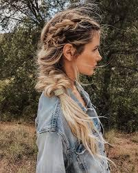 lagertha lothbrok hair braided hair braids barefoot blonde amber fillerup vikings