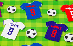 soccer wrapping paper football gift wrap moviepulse me
