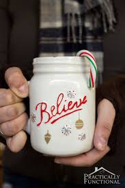 simple diy painted mug for the holidays paint pens neighbor