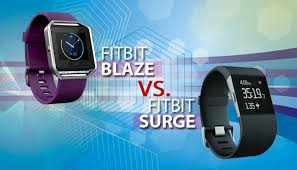 amazon black friday deals 2016 fitbit fitbit blaze versus fitbit surge comparison wear action