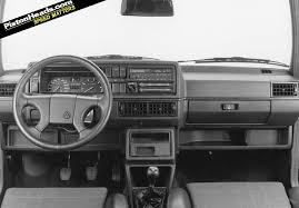 Golf Gti Mk2 Interior Ph Heroes Vw Golf Rallye Pistonheads