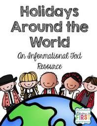 around the world unit 3rd grade new year info 2018