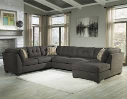 3 piece modular sectional w armless sleeper u0026 right chaise by
