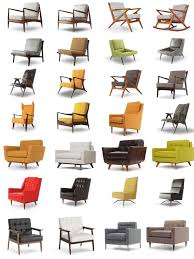 Danish Modern Furniture Seattle by Best 20 Mid Century Modern Armchair Ideas On Pinterest Mid